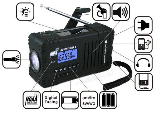 Preppers Checklist - Weather Radio
