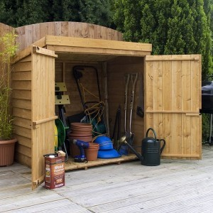 A Garden Shed Is the Perfect Place for Your Hobby