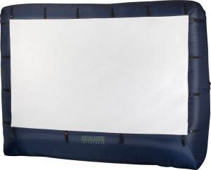 Gemmy Airblown 39121X 12 ft. Movie Screen