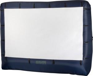 Gemmy Airblown 39121X 12 ft. Movie Screen